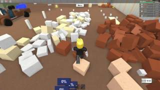 ROBLOX-time for stairs and Garaz S1 E04