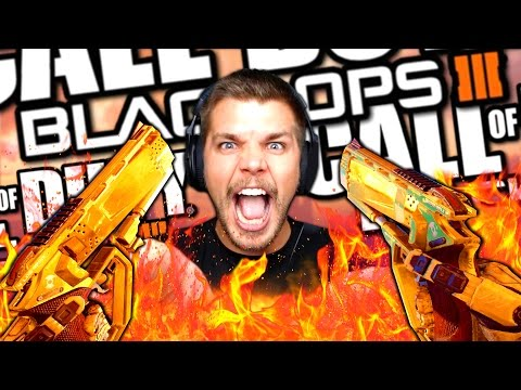 "BLACK OPS 3: NOUVELLE ARME ""MARSHAL 16"" GAMEPLAY !!!"