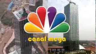 Canal Mega - Vinheta (TV Fictícia - 2014)