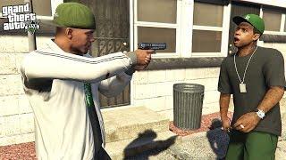 What Happens If You Kill Franklin's Friend Lamar Davis in GTA 5?