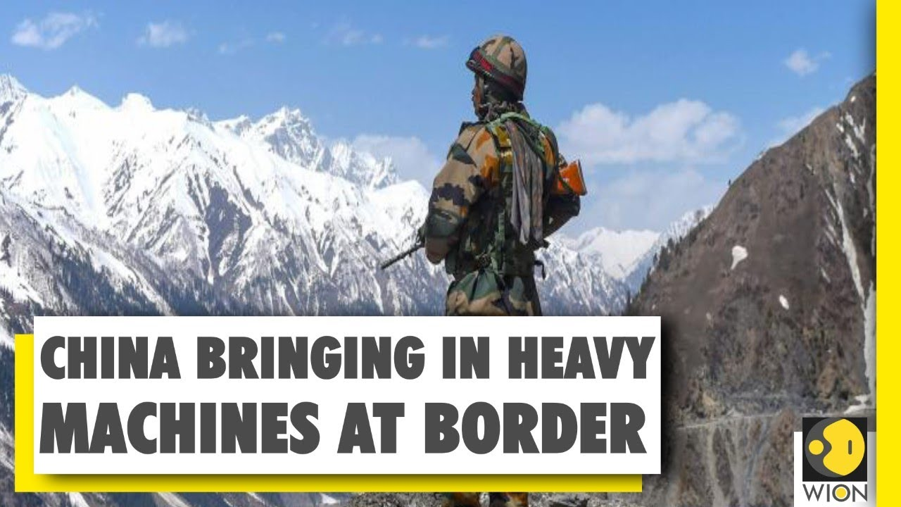 Tensions rise between India and China near Galwan Valley | India-China conflict