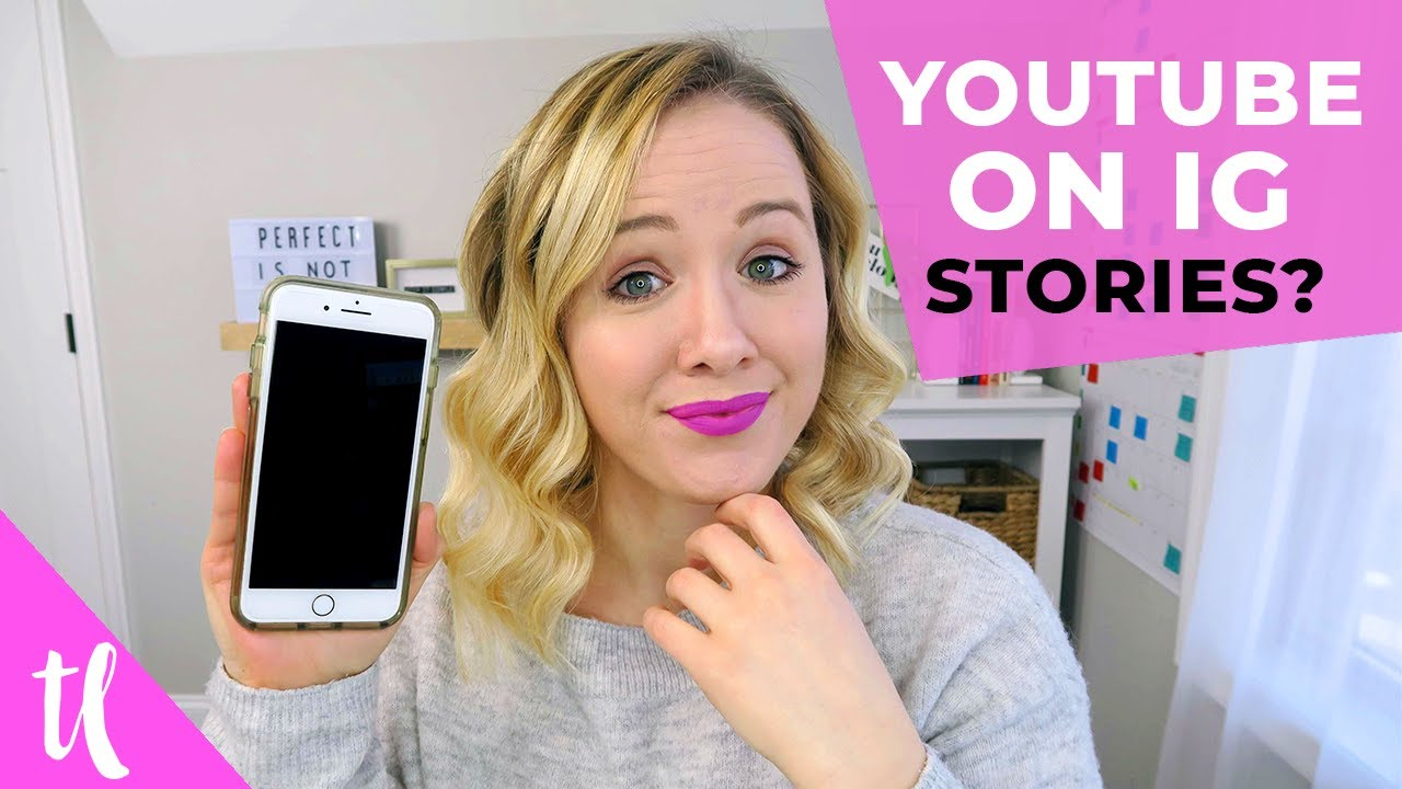 How To Post Youtube Videos To Instagram Stories Youtube