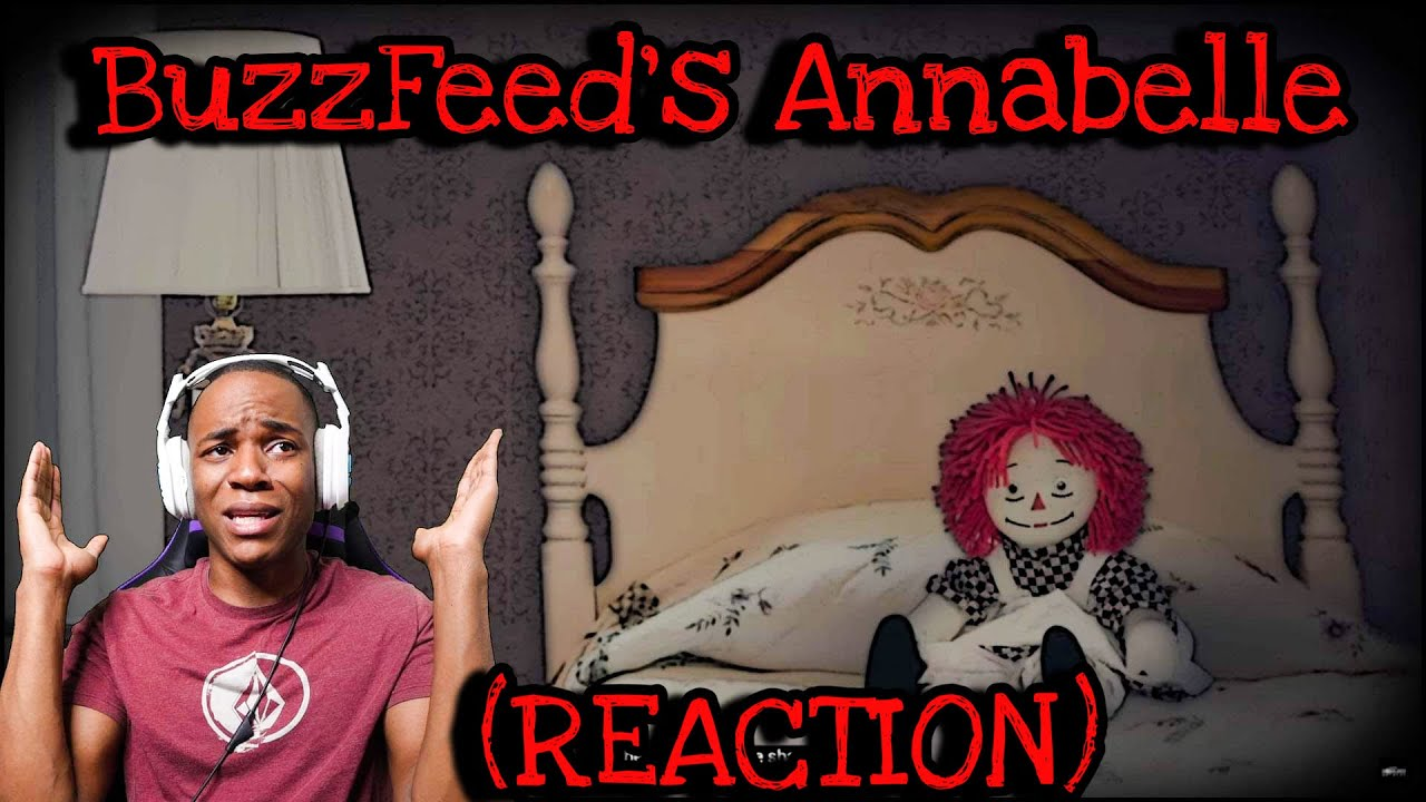 Download The Demonic Curse of Annabelle the Doll (REACTION)