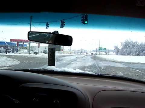 Henderson, Ky. Snow
