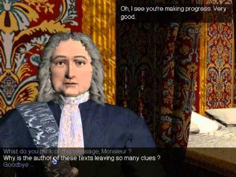 jeux versailles 1685