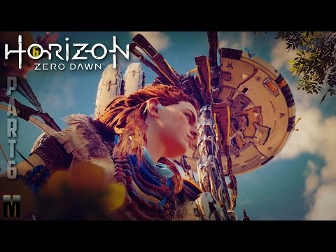 Horizon Zero Dawn #6 - This One's In No Pain At All! My First Tallneck