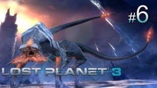 Lost Planet 3 прохождение с Карном. Часть 6