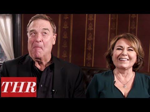 Roseanne Barr, John Goodman & More on 'Roseanne' Reboot   THR
