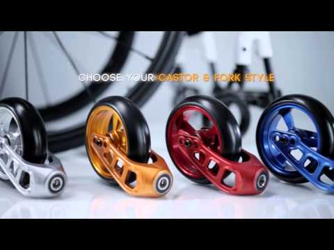 QUICKIE Xenon² - Folding Wheelchair