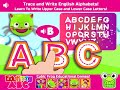 "EduKitty ABC! Letter Tracing ""Educational Brain Games"" Android Kids Games Video"