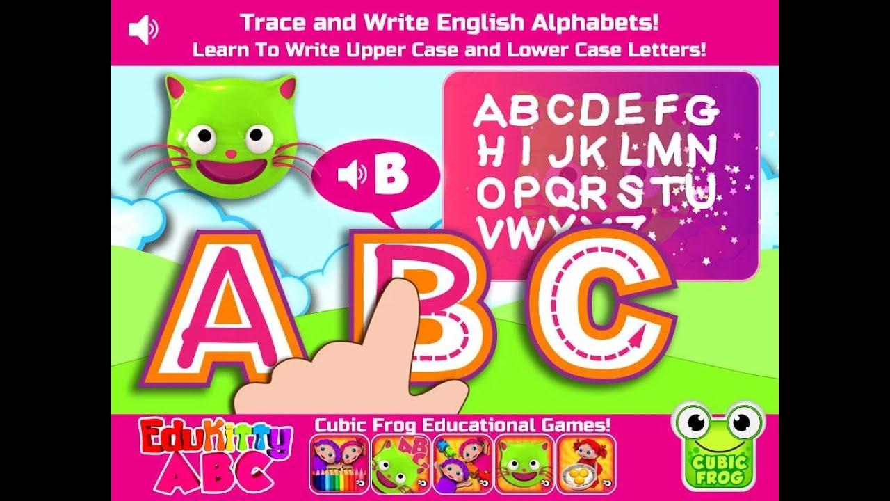 LetterSchool - learn write abc