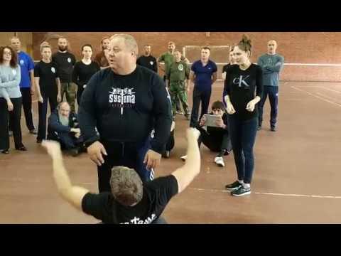 Systema Ryabko International Seminar 2017