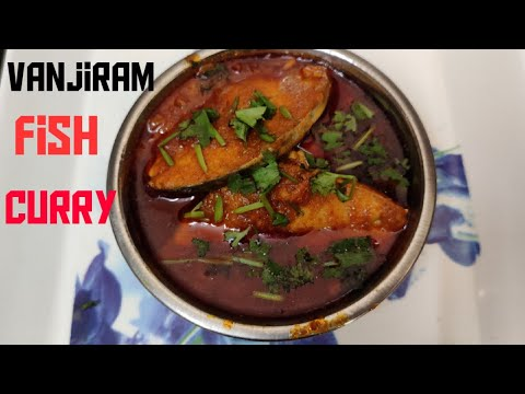 Vanjiram Fish Curry in tamil |vanjiram fish kuzhambu seivathu epadi |How to make vanjiram fish curry