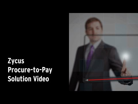 Zycus Procure-to-Pay Solution Video