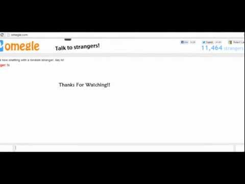 free text chat sites like omegle