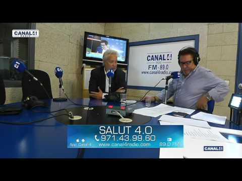 RADIO   SALUT 4.0   GABRIEL HUGET