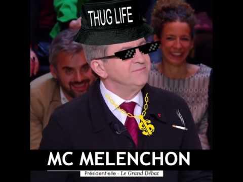 Jean-Luc Mélenchon le maître des PUNCHLINES !
