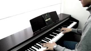 Niall Horan - This Town (Piano Cover)