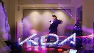 [MOVE] K/DA POP/STARS (ft. Madison Beer, (G)I-DLE, Jaira Burns) by League of Legends – KEIRA SEAH