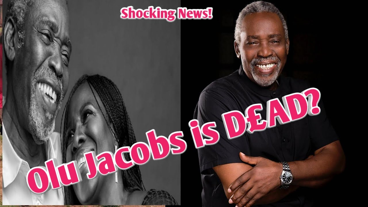 Download Breaking News: Actor Olu Jacobs is GONE? Rumor making the Rounds!