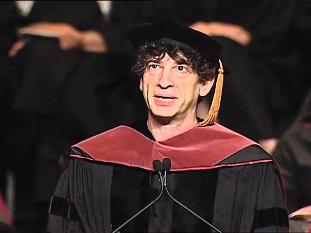 Neil Gaiman: Make good art
