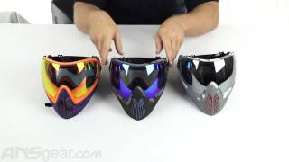 Dye Invision Goggle I4 Pro Mask - Build Your Own - Review