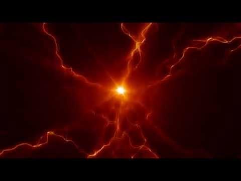 """""""Orange Lightning"""" **HD Royalty-Free Animation** - YouTube"""