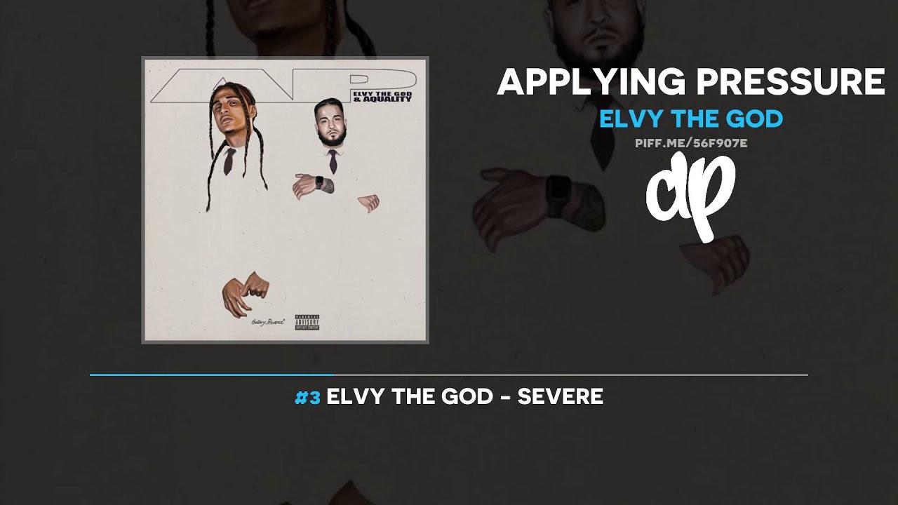 eLVy The God — Applying Pressure (FULL MIXTAPE)