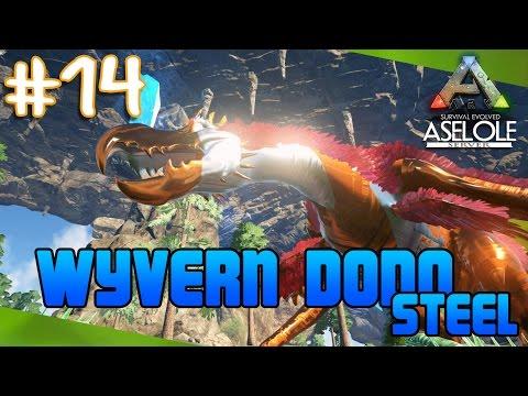#14 Taming Steel Dodo Wyvern & Dekor Rumah  😁😁   Aselole Server   Ark Survival Indonesia