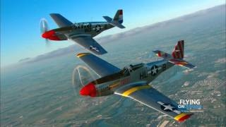 great planes   north american p 51 mustang   documentary