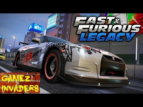 the fast and the furious legacy street car racing mobile game youtube. Black Bedroom Furniture Sets. Home Design Ideas