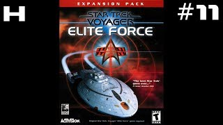 Star Trek Voyager Elite Force Expansion Pack Walkthrough Part 11