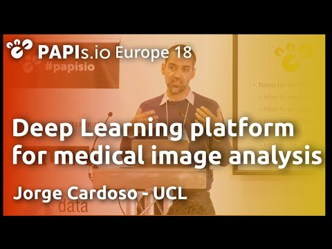 [Demo] NiftyNet: Deep Learning platform for medical image analysis – Jorge Cardoso (UCL)