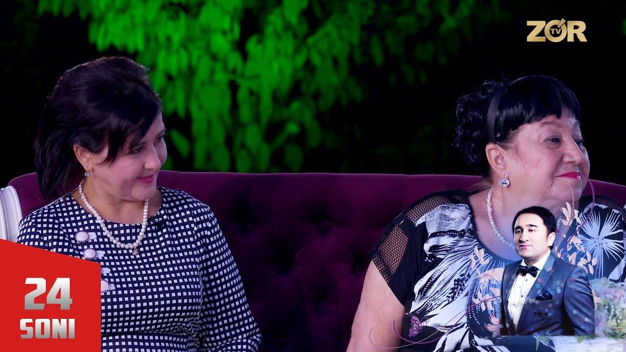 Xushvaqt 24-soni - Feruza Solihova, Feruza Sobitova (27.09.2017)