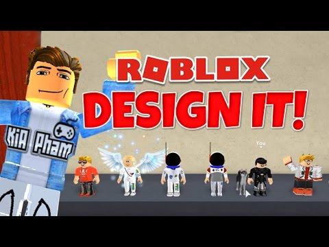 Roblox | NHÀ THIẾT KẾ THỜI TRANG – Design It | KiA Phạm | Tổng hợp bài viết liên quan đến thời trang