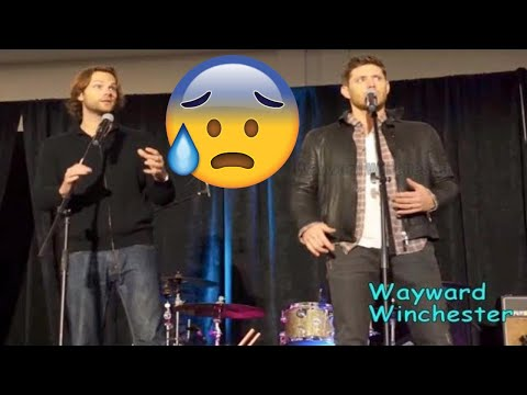 Jensen Ackles Reaction To Anyone Else Driving Baby SanFranCon 2017