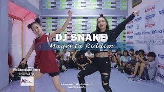 DJ SNAKE- MAGENTA RIDDIM || WeDance Academy, Lamka || Dance Choreography -2018