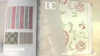 Обои GP&JBAKER Каталог Denbury 2014(Компания Decoration Club представляет Вашему вниманию коллекцию дизайнерских обоев 2014 года от компании GP&JBAKER...., 2014-04-18T11:59:31.000Z)