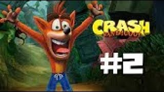 crash bandicoot parte 2