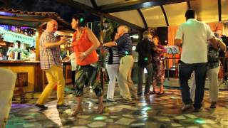 2013, Mallorca, Paguera, S'Olivera Restaurante, Aguamarina, I just called to say I love you