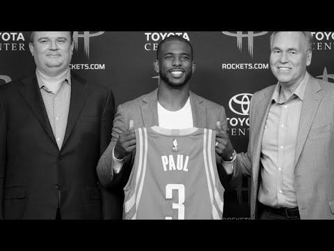 Chris Paul 2018 Mixtape: The Point Gods Plan (Houston Rockets Highlights) ᴴᴰ