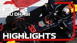 2019 Abu Dhabi Grand Prix: FP3 Highlights