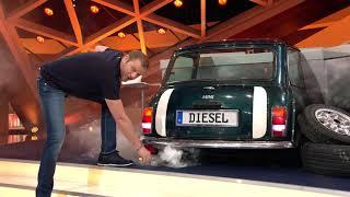Mario misst Abgaswerte eines Dieselautos | Mario Barth deckt auf!