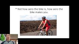 Sports Science in 3 minutes with Will O'Connor PhD - Aerodynamics in Cycling