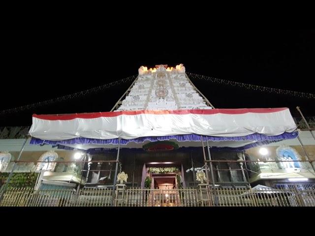 #Tirumala #Thirupathi #Temple #Wonderful #Rare #video 3