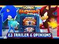 Sonic Boom Fire & Ice NEW E3 2016 TRAILER & Opinions!
