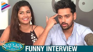 Sumanth Ashwin about his Relationship with Heroines | Fashion Designer s/o Ladies Tailor Interview