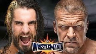 Why Seth Rollins Has To Defeat Triple H At WrestleMania 33