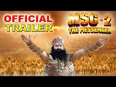 MSG-2 The Messenger | Official Trailer | Saint Gurmeet Ram Rahim Singh Insan