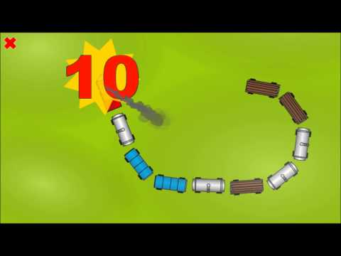 Choochoo Train for Toddlers - Get it on Google Play and App Store